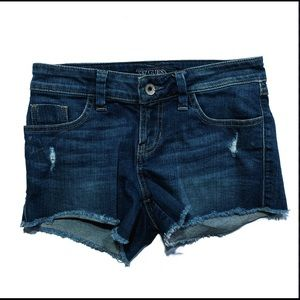 Vintage Guess Denim  size 25 women's jean  shorts